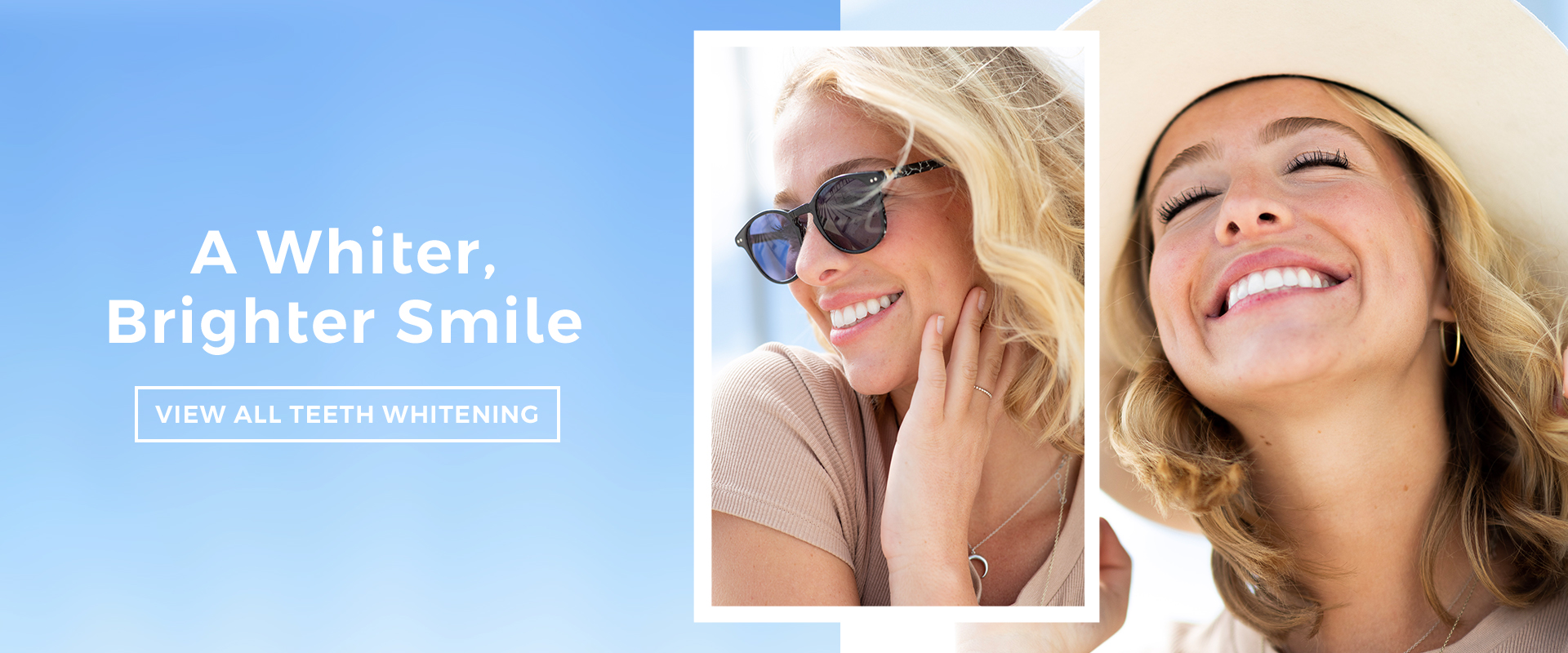A whiter brighter smile